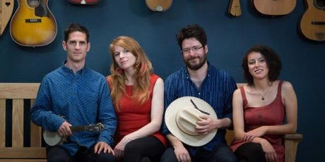 Live in Ouray: Jayme Stone's Folklife tickets