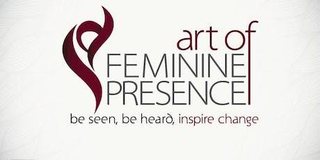 Art of Feminine Presence tickets