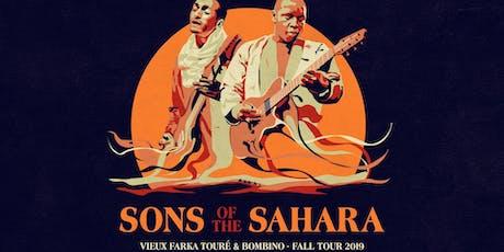 Vieux Farka Toure & Bombino tickets