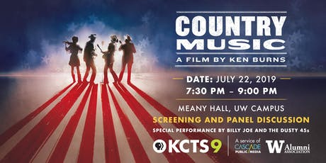 Ken Burns's Country Music: Screening & Panel Discussion tickets