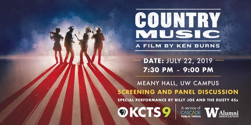 Ken Burns's Country Music: Screening & Panel Discussion