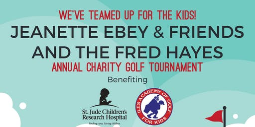 Annual Charity Golf Tourney for St. Jude Hospital