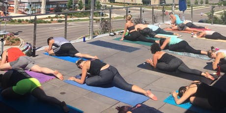 Yoga Pod Summer Yoga Series tickets