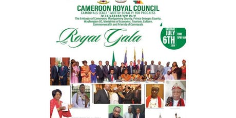 A Royal Gala hosted by Camroyals  tickets
