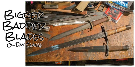 Bigger Badder Blades with Jonathan Maynard 11.15-17.19