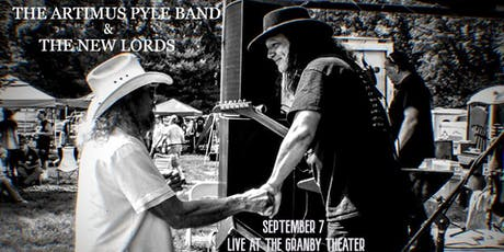 The Artimus Pyle Band & The New Lords tickets