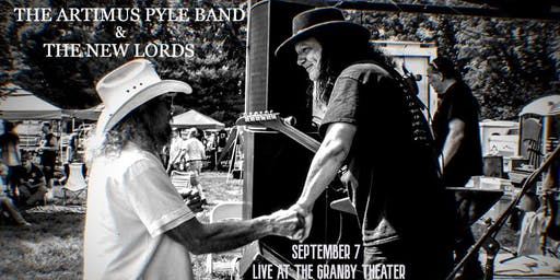 The Artimus Pyle Band & The New Lords