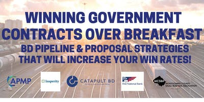 Winning Government Contracts Over Breakfast