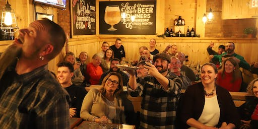 Hop Haus Beer Dinner w/Five Churches