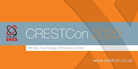 CRESTCon 2020 tickets