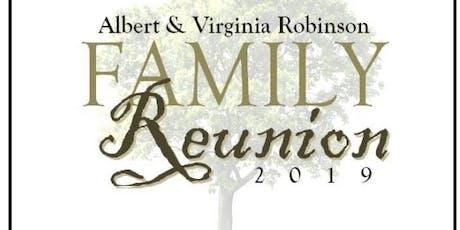 Albert and Virginia Family Reunion  tickets