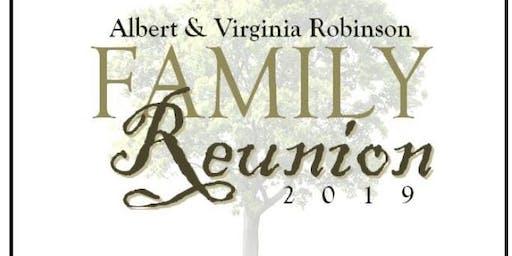 Albert and Virginia Family Reunion