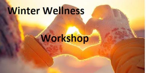 Winter Wellness Workshop - with Essential Oils