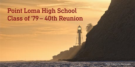 PLHS Class of '79 Reunion tickets