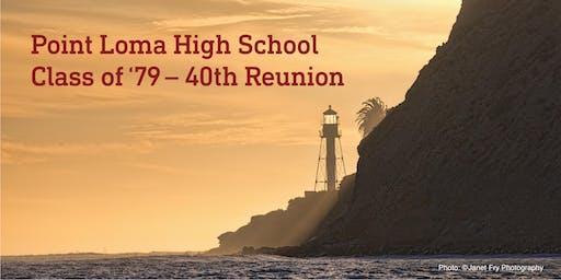 PLHS Class of '79 Reunion
