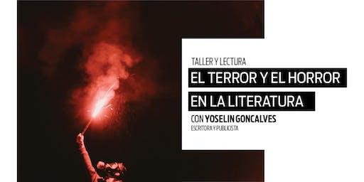 Taller y lectura El terror y el horror en la literatura.