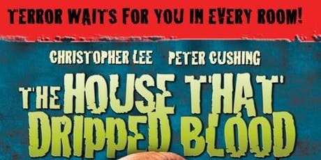 Date Night with Wine - The House that Dripped Blood tickets