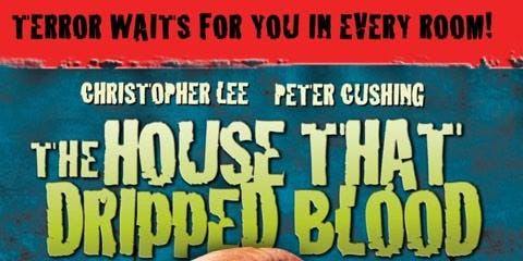 Date Night with Wine - The House that Dripped Blood
