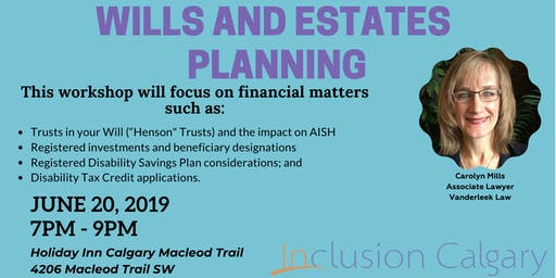 Wills & Estates Planning