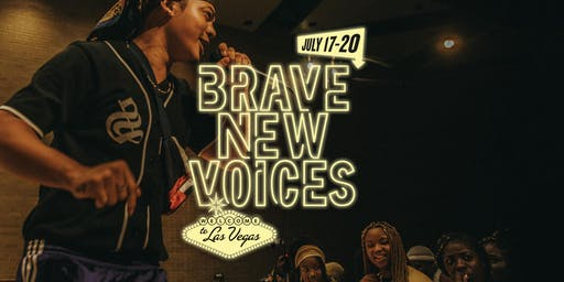 BRAVE NEW VOICES Las Vegas: SEMI FINALS | Downtown Las Vegas
