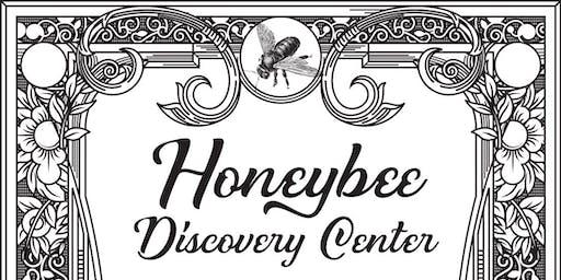 Honeybee Discovery Center Exhibit Reveal Reception