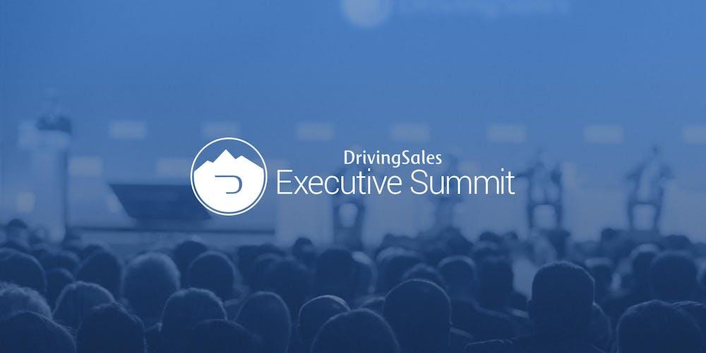 2019 DrivingSales Executive Summit Registration, Sun, Oct 6