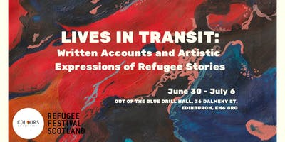 Lives in Transit: Opening Night