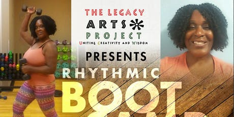 Rhythmic Boot Camp tickets