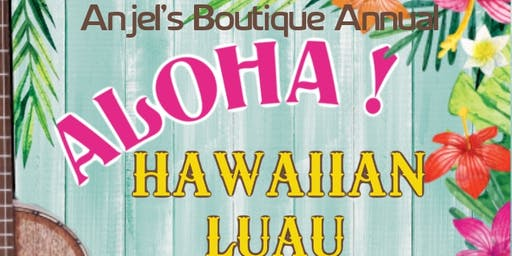 Annual Customer Hawaiian Luau