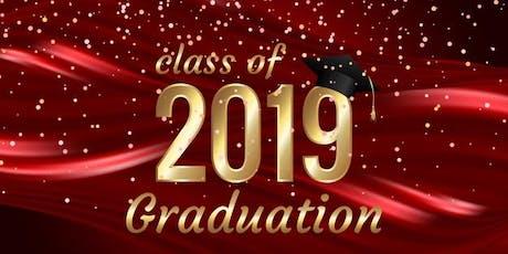 KimberlyA's...Graduation Commencement 2019 tickets