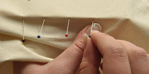 Stitching with Liz & Helen.....Mounting Your Finished Embroidery