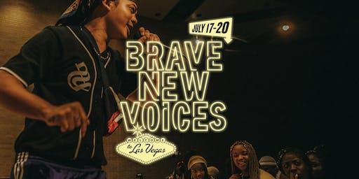 BRAVE NEW VOICES Las Vegas: QUARTER FINALS BOUT 2 & 3 | Downtown Las Vegas