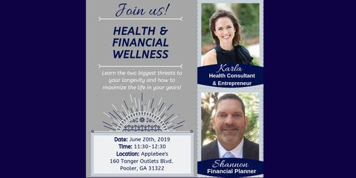 Health and Financial Wellness