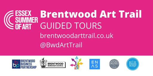 Brentwood Art Trail Guided Tour  (Shenfield)