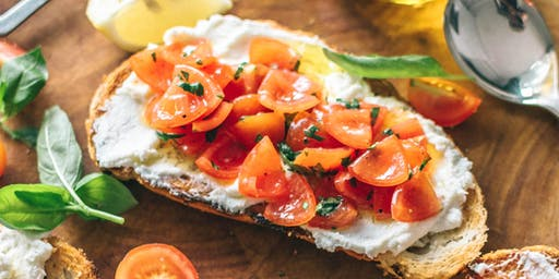 Summer Pupus Anyone? Light and Fresh Appetizers with Chef Angela Kenyon