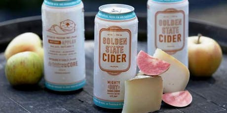 Cider and Food Pairing with Golden State Cider tickets