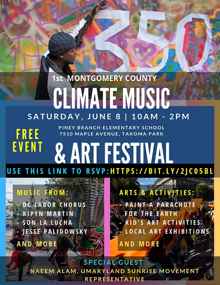 Climate Music & Art Festival image