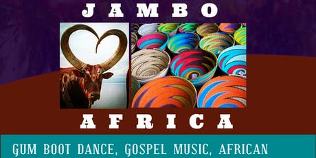 JAMBO FROM AFRICA tickets