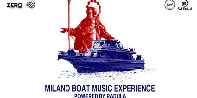 Milano Boat Music Experience Powered By Radula