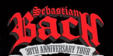 Sebastian Bach tickets