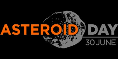 Asteroid Day 2019 Greece tickets