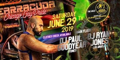 Bearracuda Chicago Gay Pride 2019!