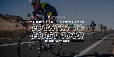 Country to Coast Tour 2019