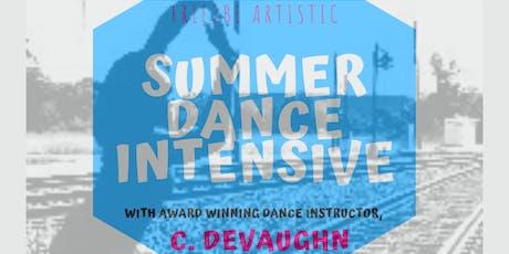 Free2Be Artistic Summer Dance Intensive tickets