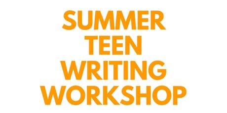 Summer Teen Writing Workshop tickets