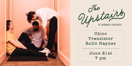 Chico / Transistor / Rollo Haynes