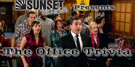 The Office Trivia Night (Hermosa Beach) tickets