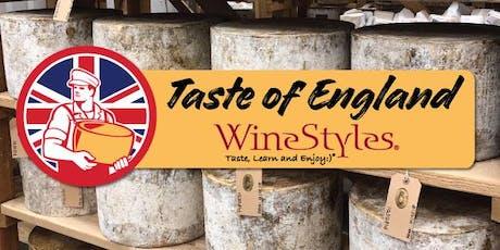 Taste of England Cheese Tour tickets