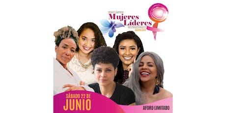Primer Simposio Mujeres Lideres Internacionales, Madrid 2019 entradas