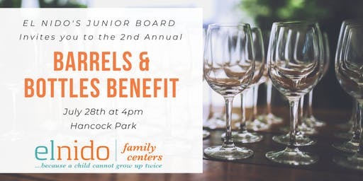 Barrels & Bottles Benefit